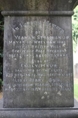 Yeaman Strachan